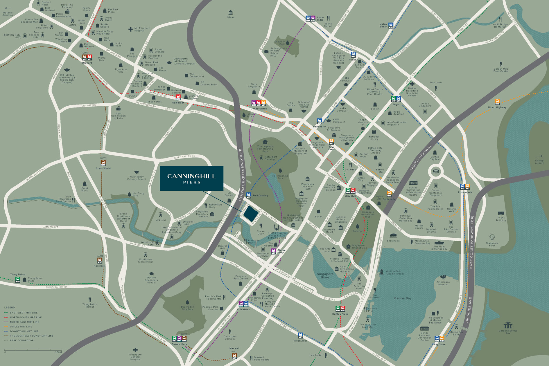 Canninghill-Square-Location-at-River-Valley-Road-Singapore-by-CDL-and-Capitaland-1